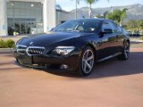 2008 BMW 6 Series 650i Coupe