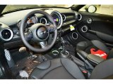 Mini Roadster Interiors