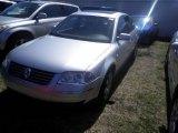 2003 Reflex Silver Metallic Volkswagen Passat GLX Sedan #103653325