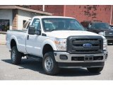 2015 Oxford White Ford F250 Super Duty XL Regular Cab 4x4 #103653279