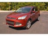 2015 Sunset Metallic Ford Escape SE #103653364