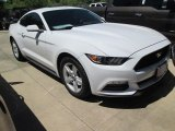 2015 Oxford White Ford Mustang V6 Coupe #103674168