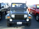 2006 Jeep Green Metallic Jeep Wrangler X 4x4 #1011203