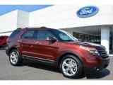 2015 Ford Explorer Bronze Fire