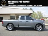 2012 Mineral Gray Metallic Dodge Ram 1500 ST Quad Cab 4x4 #103674236