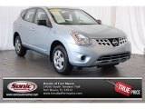2013 Frosted Steel Nissan Rogue S #103674107