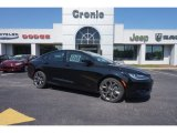 2015 Black Chrysler 200 S #103674367