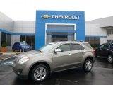 2012 Graystone Metallic Chevrolet Equinox LT #103674356