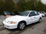 2002 Bright White Chevrolet Cavalier LS Sedan #103674349