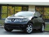2010 Super Black Nissan Murano SL #103716771