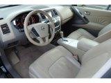 2010 Nissan Murano Interiors