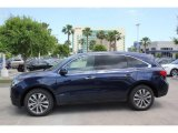 Acura MDX 2016 Data, Info and Specs