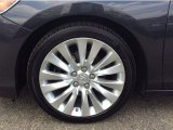 Acura RLX 2014 Wheels and Tires
