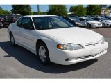 2003 White Chevrolet Monte Carlo SS #103716609