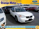 2007 White Chevrolet Malibu LS Sedan #103716572
