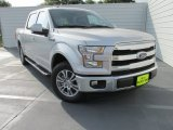 2015 Ingot Silver Metallic Ford F150 Lariat SuperCrew #103748663