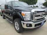 2015 Tuxedo Black Ford F250 Super Duty XLT Crew Cab 4x4 #103748518