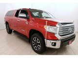 2015 Barcelona Red Metallic Toyota Tundra Limited Double Cab 4x4 #103748760
