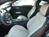 2015 Ford Mustang EcoBoost Coupe Ceramic Interior
