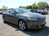 2015 Magnetic Metallic Ford Fusion SE #103748561