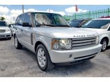 2004 Land Rover Range Rover HSE Data, Info and Specs
