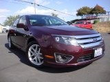 2012 Bordeaux Reserve Metallic Ford Fusion SEL #103784407