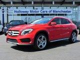 2015 Jupiter Red Mercedes-Benz GLA 250 4Matic #103784376