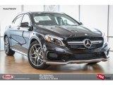 2015 Night Black Mercedes-Benz GLA 45 AMG 4Matic #103784230