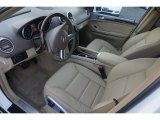 2011 Mercedes-Benz ML Interiors