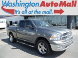 2011 Mineral Gray Metallic Dodge Ram 1500 Big Horn Quad Cab 4x4 #103841569