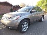 2004 Luminous Gold Metallic Nissan Murano SL #103841809