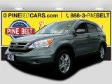 2011 Opal Sage Metallic Honda CR-V EX-L #103841442