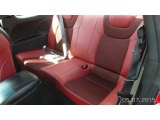 2013 Hyundai Genesis Coupe 2.0T R-Spec Rear Seat