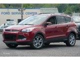 2015 Ruby Red Metallic Ford Escape Titanium 4WD #103869136