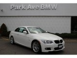 2011 Alpine White BMW 3 Series 335i Convertible #103869003