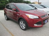 2015 Sunset Metallic Ford Escape Titanium #103869036