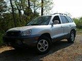 2004 Pewter Hyundai Santa Fe GLS 4WD #103869360