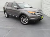 2014 Sterling Gray Ford Explorer Limited #103869174