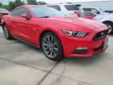 2015 Race Red Ford Mustang GT Premium Coupe #103869027