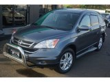 2011 Polished Metal Metallic Honda CR-V EX-L 4WD #103869157