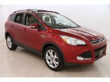 2013 Ruby Red Metallic Ford Escape SEL 2.0L EcoBoost 4WD #103903109