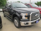 2015 Tuxedo Black Metallic Ford F150 XLT SuperCrew #103902742