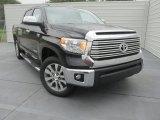 2015 Attitude Black Metallic Toyota Tundra Limited CrewMax #103902958