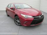2015 Ruby Flare Pearl Toyota Camry XSE #103902957