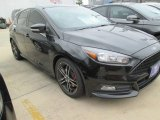 2015 Tuxedo Black Metallic Ford Focus ST Hatchback #103902739