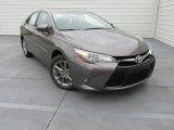 2015 Predawn Gray Mica Toyota Camry SE #103902954