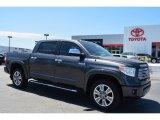 2015 Magnetic Gray Metallic Toyota Tundra Platinum CrewMax #103902853