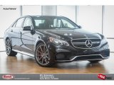 2016 Mercedes-Benz E 63 AMG 4Matic S Sedan