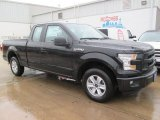 2015 Tuxedo Black Metallic Ford F150 XL SuperCab #103937602