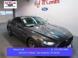 2015 Magnetic Metallic Ford Mustang GT Coupe #103937594
